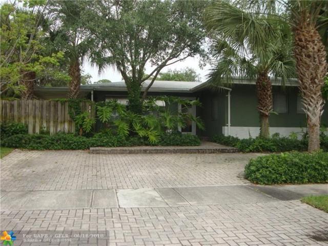 1416 SW 15th Ter, Fort Lauderdale, FL 33312 (MLS #F10128039) :: Green Realty Properties