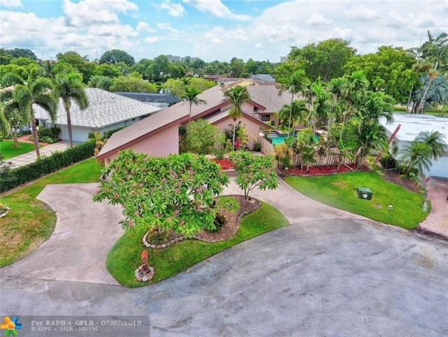 8706 Mahogany Ave, Plantation, FL 33324 (MLS #F10128046) :: Green Realty Properties