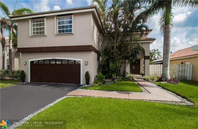 12561 NW 10th St, Sunrise, FL 33323 (MLS #F10128075) :: Green Realty Properties