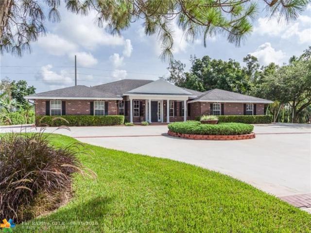 11345 Earnest Blvd, Davie, FL 33325 (MLS #F10128080) :: Green Realty Properties