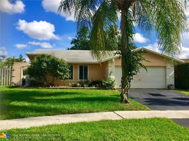 9310 NW 40th Ct, Sunrise, FL 33351 (MLS #F10128090) :: Green Realty Properties