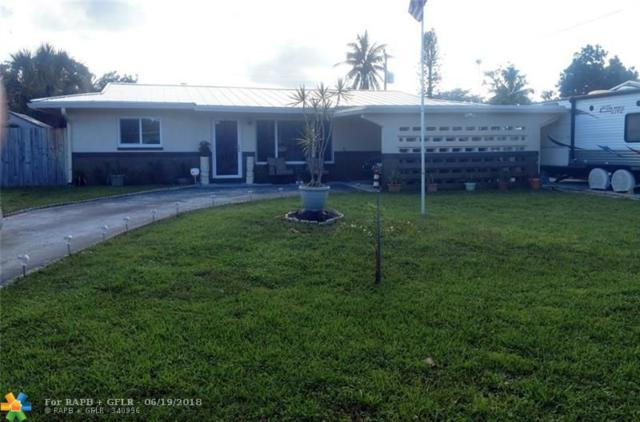 2021 NE 1st Ter, Pompano Beach, FL 33060 (MLS #F10128095) :: Green Realty Properties