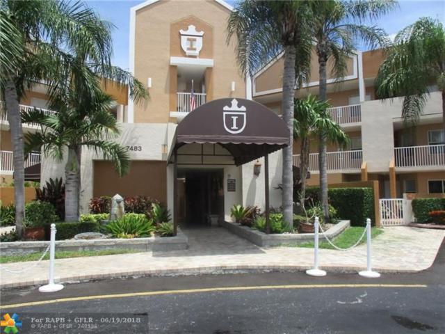 7477 Granville Dr #311, Tamarac, FL 33321 (MLS #F10128137) :: Green Realty Properties