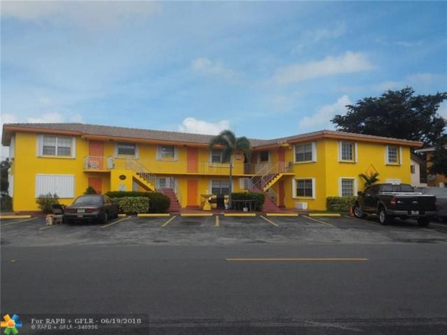 1001 Pine Dr 1-8, Pompano Beach, FL 33060 (MLS #F10128141) :: Green Realty Properties