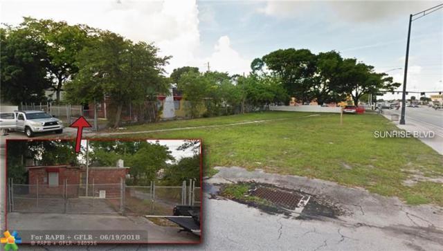 800 W Sunrise Blvd, Fort Lauderdale, FL 33311 (MLS #F10128202) :: Green Realty Properties