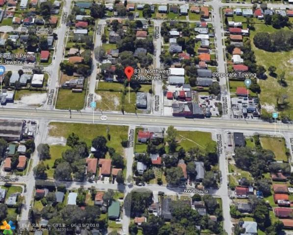 838 NW 79th St, Miami, FL 33150 (MLS #F10128207) :: Castelli Real Estate Services