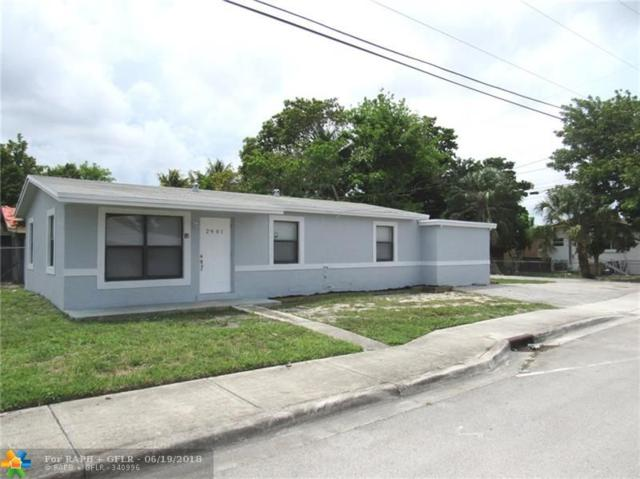 2901 NW 7th Ct, Fort Lauderdale, FL 33311 (MLS #F10128222) :: Green Realty Properties
