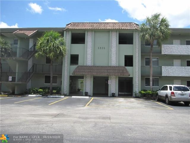 5935 Del Lago Cir #304, Sunrise, FL 33313 (MLS #F10128235) :: Green Realty Properties