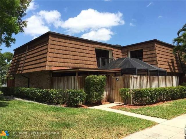 9153 SW 23rd St D, Davie, FL 33324 (MLS #F10128281) :: Green Realty Properties