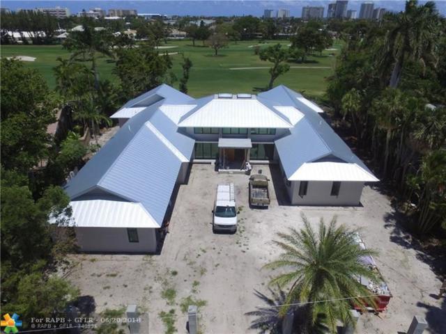 4510 NE 23rd Ave, Fort Lauderdale, FL 33308 (MLS #F10128301) :: Green Realty Properties