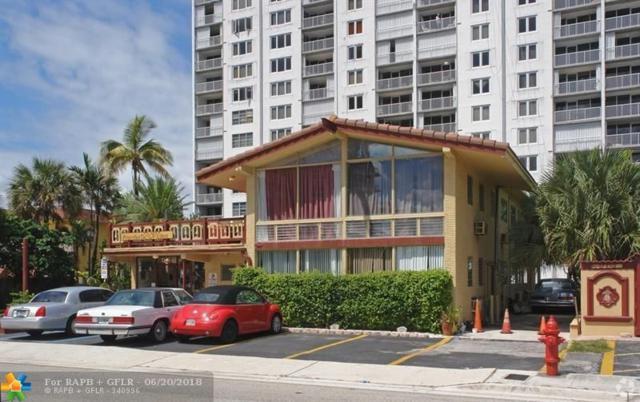 2197 N Ocean Blvd, Fort Lauderdale, FL 33305 (MLS #F10128311) :: Green Realty Properties