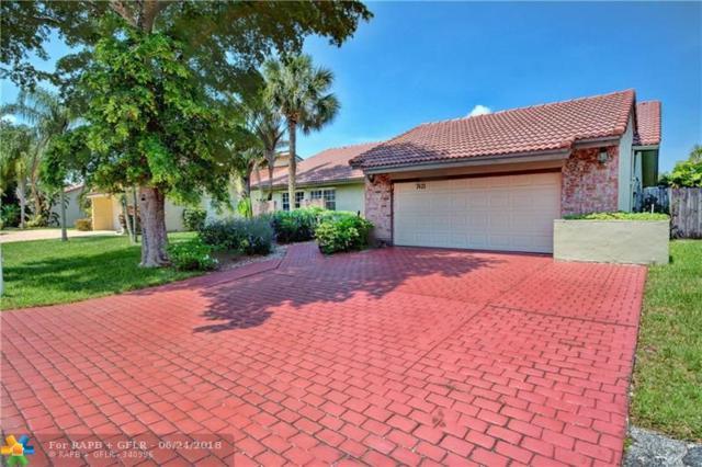 7421 Corkwood Ter, Tamarac, FL 33321 (MLS #F10128319) :: Green Realty Properties