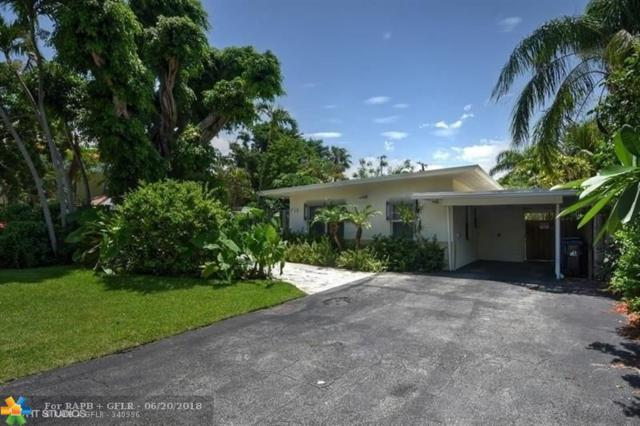 715 NE 15th Ave, Fort Lauderdale, FL 33304 (MLS #F10128327) :: Green Realty Properties