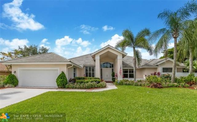 348 Palm Blvd, Weston, FL 33326 (MLS #F10128335) :: Green Realty Properties
