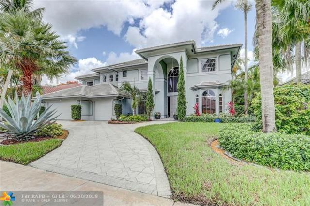 710 NW 101st Ter, Plantation, FL 33324 (MLS #F10128339) :: Green Realty Properties