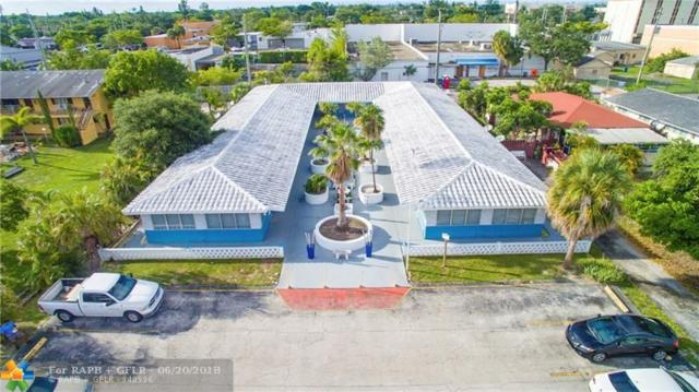2225 Van Buren St, Hollywood, FL 33020 (MLS #F10128351) :: Green Realty Properties