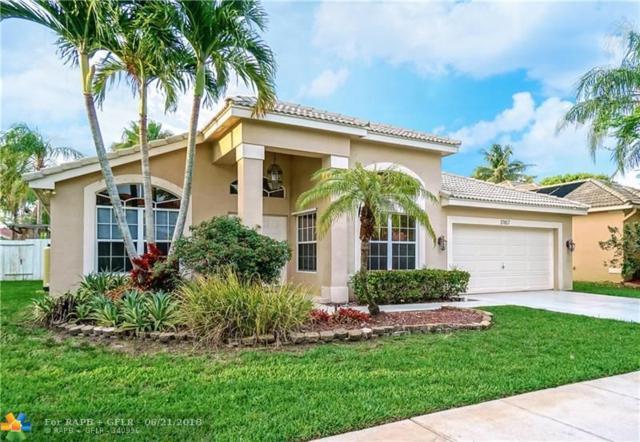17857 NW 15th Ct, Pembroke Pines, FL 33029 (MLS #F10128437) :: Green Realty Properties