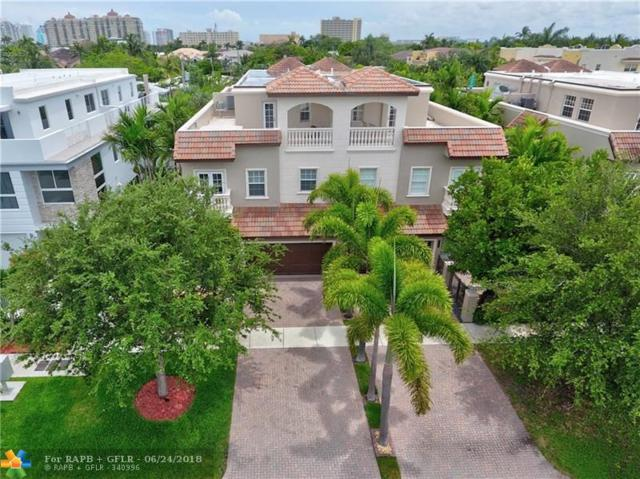 2616 NE 14 Street #7, Fort Lauderdale, FL 33304 (MLS #F10128566) :: Green Realty Properties