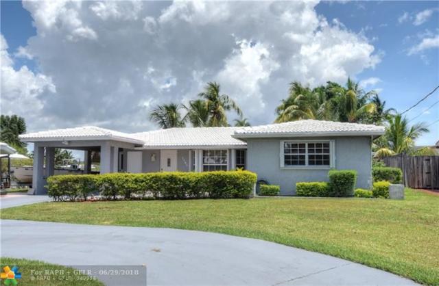 1731 NE 64th St, Fort Lauderdale, FL 33334 (MLS #F10128570) :: Green Realty Properties