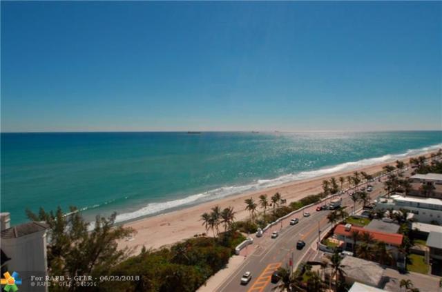 1901 N Ocean Blvd S-16C, Fort Lauderdale, FL 33305 (MLS #F10128624) :: Green Realty Properties