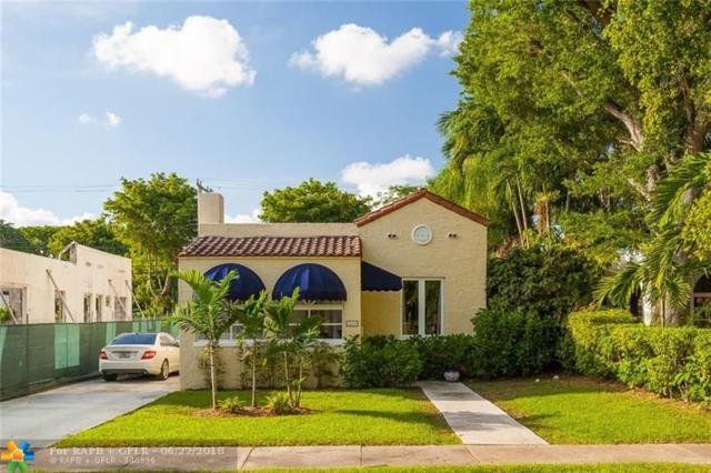 1143 Venetia Ave, Coral Gables, FL 33134 (MLS #F10128654) :: Green Realty Properties