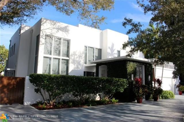 100 N Gordon Rd, Fort Lauderdale, FL 33301 (MLS #F10128719) :: Green Realty Properties