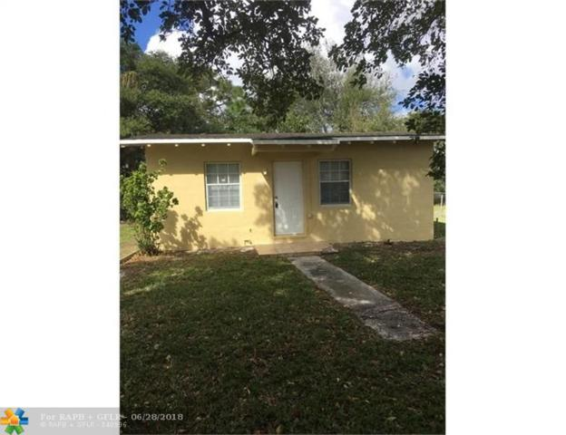 2841 NW 14TH ST, Fort Lauderdale, FL 33311 (MLS #F10128733) :: Green Realty Properties