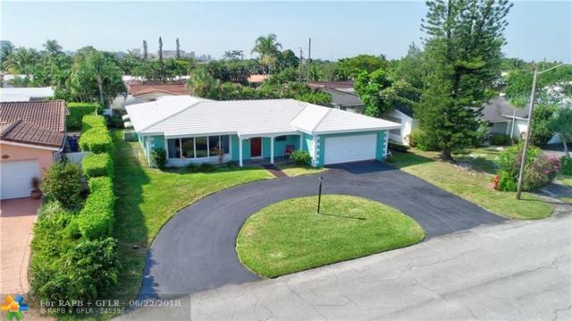 5270 NE 17th Ave, Fort Lauderdale, FL 33334 (MLS #F10128736) :: Green Realty Properties