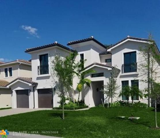 3427 Brookfield Cir, Hollywood, FL 33021 (MLS #F10128746) :: Green Realty Properties