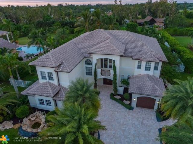 10741 Pine Lodge Trl, Davie, FL 33328 (MLS #F10128758) :: Green Realty Properties