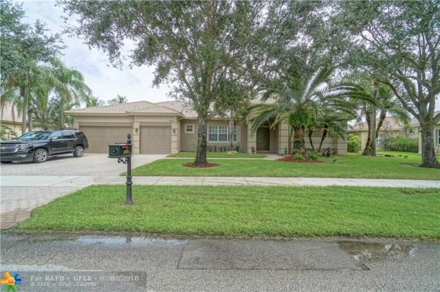 13805 SW 41st St, Davie, FL 33330 (MLS #F10128775) :: Green Realty Properties