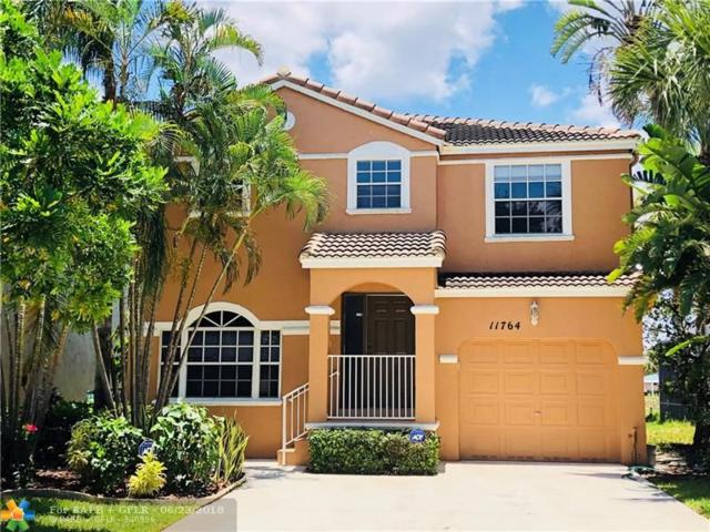 11764 SW 1st St, Coral Springs, FL 33071 (MLS #F10128819) :: Castelli Real Estate Services