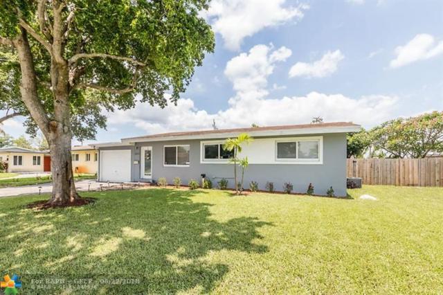 3633 SW 23rd St, Fort Lauderdale, FL 33312 (MLS #F10128823) :: Castelli Real Estate Services