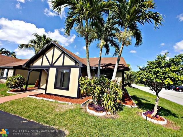 4441 NW 92nd Ter, Sunrise, FL 33351 (MLS #F10128833) :: Green Realty Properties