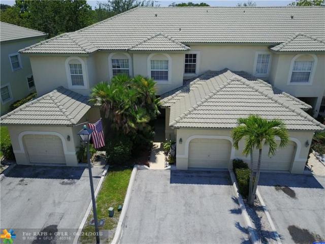 9581 NW 28th St #9581, Coral Springs, FL 33065 (MLS #F10128836) :: Green Realty Properties