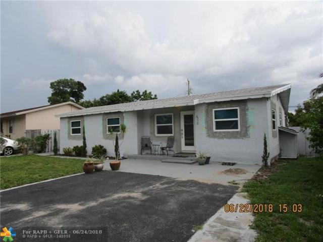 6330 SW 1st St, Margate, FL 33068 (MLS #F10128851) :: Green Realty Properties