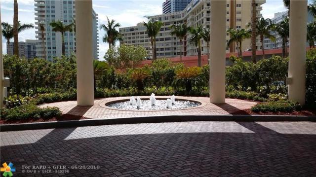 1830 S Ocean Dr #2209, Hallandale, FL 33009 (MLS #F10128860) :: Green Realty Properties