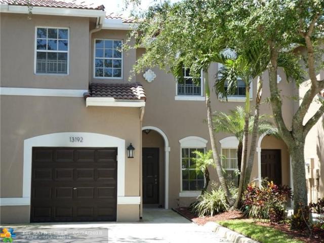 13192 Nw 7Th Pl #13192, Plantation, FL 33325 (MLS #F10128894) :: Green Realty Properties
