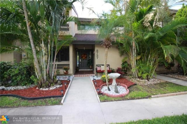 8737 Cleary Blvd #8737, Plantation, FL 33324 (MLS #F10128923) :: Green Realty Properties