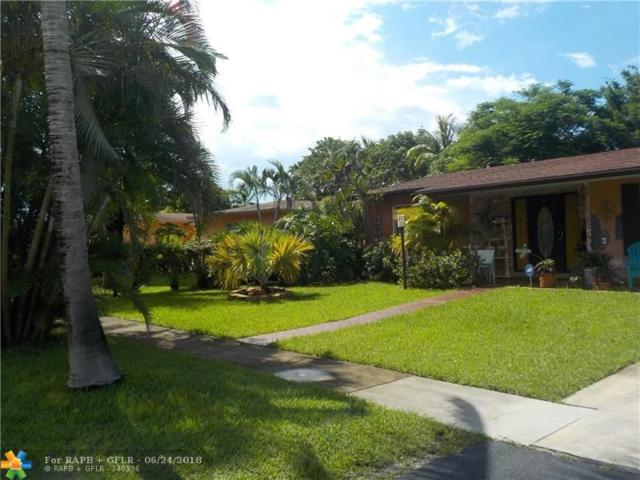 6851 SW 8th St, North Lauderdale, FL 33068 (MLS #F10128967) :: Green Realty Properties