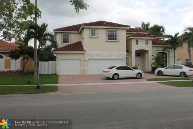 16329 NW 15th St, Pembroke Pines, FL 33028 (MLS #F10128974) :: Green Realty Properties