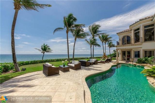 995 Hillsboro Mile, Hillsboro Beach, FL 33062 (MLS #F10129006) :: Green Realty Properties