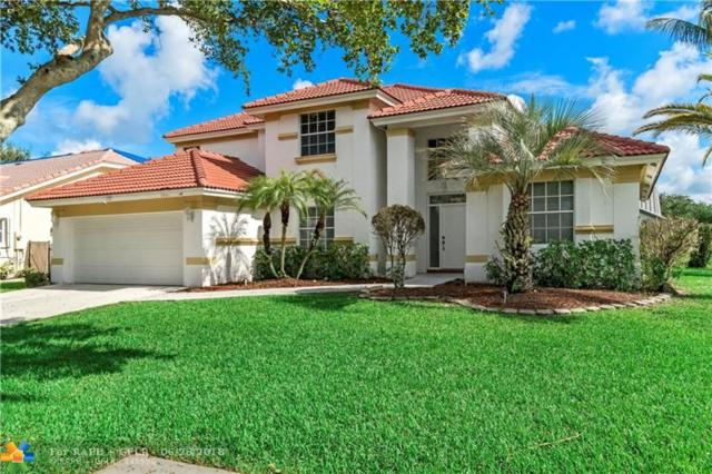 3901 NW 54th Ct, Coconut Creek, FL 33073 (MLS #F10129044) :: Green Realty Properties
