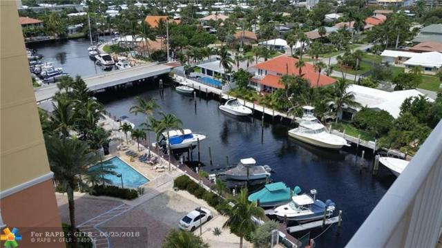 1391 S Ocean Blvd #1003, Pompano Beach, FL 33062 (MLS #F10129047) :: Green Realty Properties