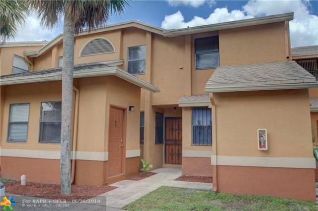 2481 NW 56th Ave 4-16, Lauderhill, FL 33313 (MLS #F10129140) :: Green Realty Properties
