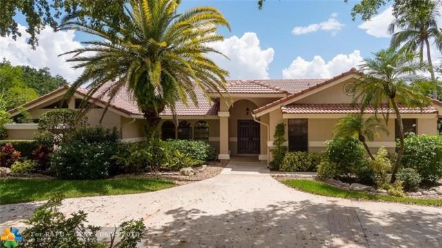 6931 W Cypresshead Dr, Parkland, FL 33067 (MLS #F10129150) :: Green Realty Properties