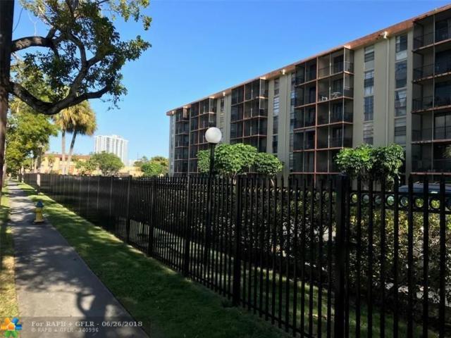 16851 NE 23rd Ave #606, North Miami Beach, FL 33160 (MLS #F10129178) :: Green Realty Properties