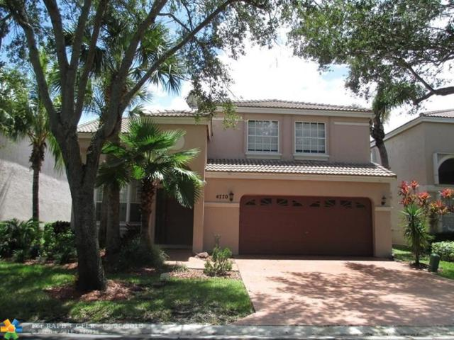 4770 NW 106th Ave, Coral Springs, FL 33076 (MLS #F10129232) :: Green Realty Properties