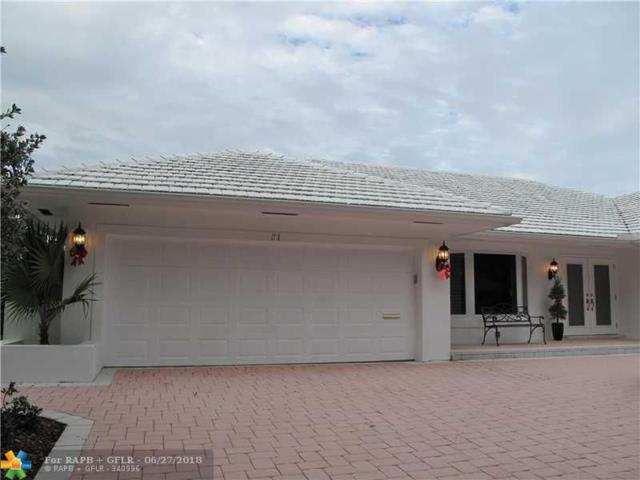 31 Bay Colony Dr, Fort Lauderdale, FL 33308 (MLS #F10129252) :: Green Realty Properties