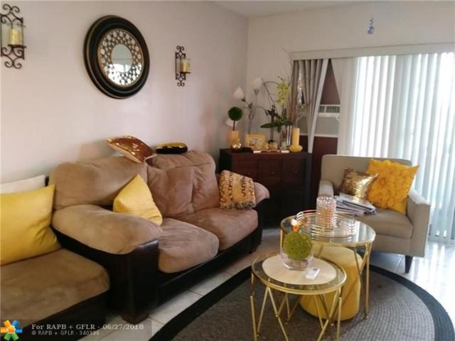 7500 NW 30th Pl #306, Sunrise, FL 33313 (MLS #F10129306) :: Green Realty Properties
